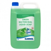 GREEN BACTERICIDAL LIQUID SOAP