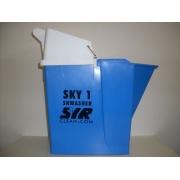 SKYWASH 1 BUCKET BLUE