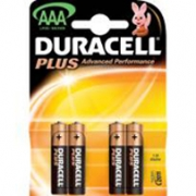 AAA DURACELL BATTERIES