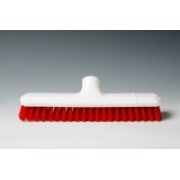 HYGIENE DECK SCRUBBER RED