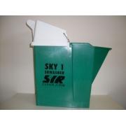 SKYWASH 1 BUCKET GREEN