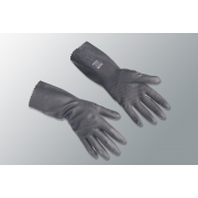 BLACK HEAVYWEIGHT GLOVES L