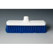 HYGIENE BROOM HEAD SOFT BLUE 12""