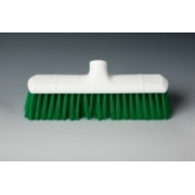 HYGIENE BROOM HEAD SOFT GREEN 12""