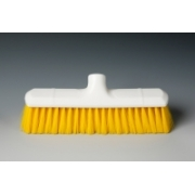HYGIENE BROOM HEAD SOFT YELLOW 12""