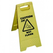 SAFETY SIGN FLOOR SYR
