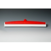 HYGIENE FLOOR SQUEEGEE HEAD RED