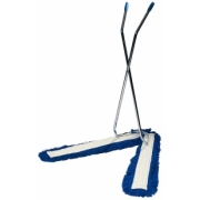 "V SWEEPER FRAME 28"" & HANDLE"