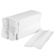 C-FOLD TOWELS WHITE 2PLY