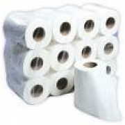 MINI CENTRE FEED WHITE 2 PLY
