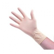 VINYL DISPOSABLE GLOVES POWDER FREE S