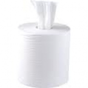 CENTRE FEED WHITE 2 PLY